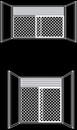 Bild 2 von Powertec Insektenschutzrahmen Schiebefenster Standard
