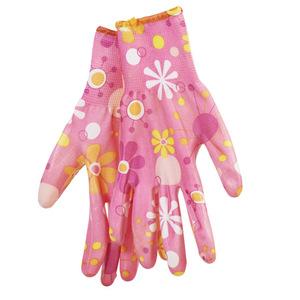 Gartenhandschuhe in Pink