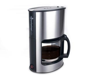 TecTro Kaffeemaschine aus Edelstahl KA 191