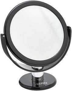 for your Beauty Standspiegel 5-fach schwarz