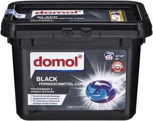 domol Black Feinwaschmittel Caps 22 WL