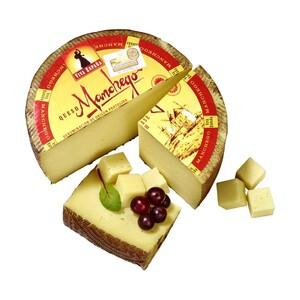 Manchego Spanischer Hartkäse aus Schafsmilch, 12 Monate gereift, ca. 50 % Fett i. Tr., je 100 g
