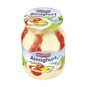 Ehrmann Almighurt Fruchtjoghurt versch. Sorten, jedes 500-g-Glas