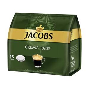 Jacobs Crema Pads versch. Sorten, jede 16er = 105-g-Packung