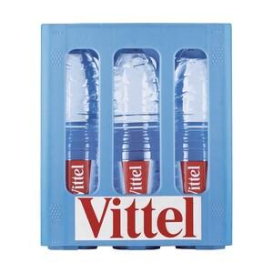 Vittel 6 x 1,5 Liter, jeder Kasten/jede Packung