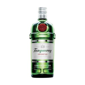 Tanqueray London Dry Gin 47,3 % Vol., jede 0,7-l-Flasche