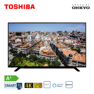55U2963DG • TV-Aufnahme über USB • 3 x HDMI, 2 x USB, CI+ • integr. Kabel-, Sat- und DVB-T2-Receiver • Maße: H 72 x B 124,3 x T 8,1 cm • Energie-Effizienz A+ (Spektrum A++ bis E)