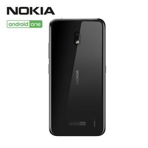 Smartphone 2.2 · 2 Kameras (5 MP/13 MP) · 2-GB-RAM, 16-GB-interner-Speicher · Hybrid-Slot für eine zweite nanoSIM oder eine microSD™-Karte bis zu 400 GB · entsperren mit Gesichtserkennung · A