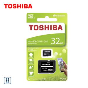 microSDHC-Karte · mit beiligendem Adapter verwendbar als SD-Karte · Class 10 / UHS-I · bis zu 100 MB/s