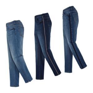 UP2FASHION     Jeans, Streifen