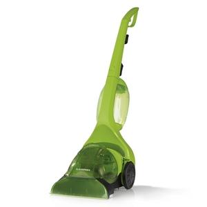 Cleanmaxx Teppichreiniger inkl. 50ml Teppichshampoo grün