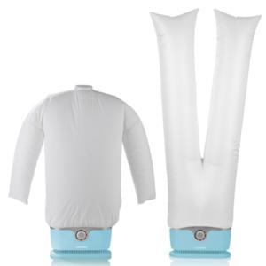 Cleanmaxx Hemden-, Hosen und Blusenbügler 1800W hellblau