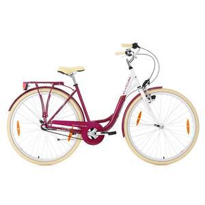 KS Cycling Damenfahrrad Cityrad Belluno 3 Gänge, 28 Zoll