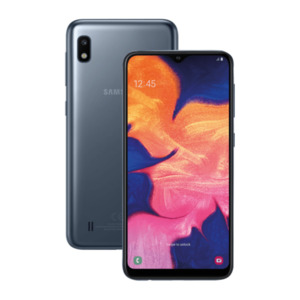 "SAMSUNG GALAXY A10     15,8 cm (6,2"") Smartphone mit Android™ 9 Pie"