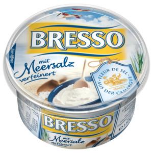 Bresso Frischkäse Meersalz 150g