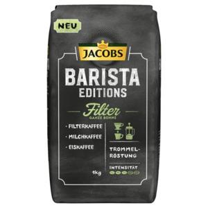 Jacobs Kaffeebohnen Barista Editions Filter 1kg
