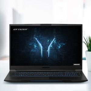 "Gaming Laptop MEDION ERAZER X17805, 43,9 cm (17,3""), Intel Core i7"