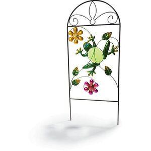 Living & Garden Rankspalier, verschiedene Designs - Frosch