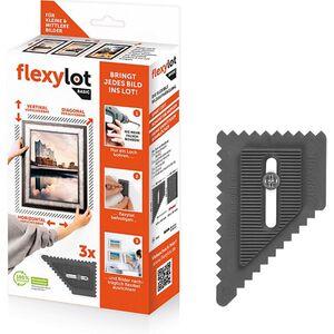 flexylot Bildaufhängung Basic 3er-Set