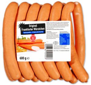 Original Frankfurter Würstchen