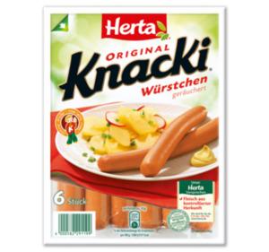 HERTA Knacki