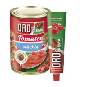 Oro di Parma Tomaten oder Tomatenmark