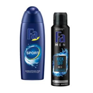 Fa Duschgel, Deo Spray, Roll-On oder Flüssigseife