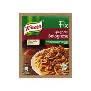 Knorr Fix oder Natürlich Lecker!