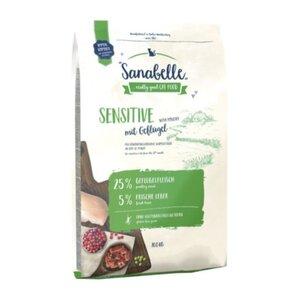 Sanabelle Sensitive Geflügel 10kg