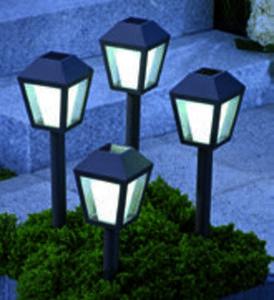 Solar-Leuchten