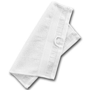Waschlappen KRONBORG® Classic Line (30x30, weiß)