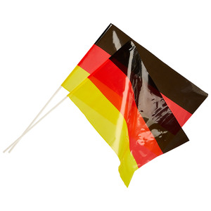 Fanartikel Deutschlandfahne (12er-Set, klein)