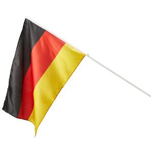 Fanartikel Deutschlandfahne (groß, schwarz-rot-gold)