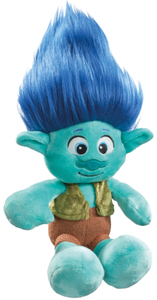 Trolls 2 - World Tour - Plüschfigur - Branch