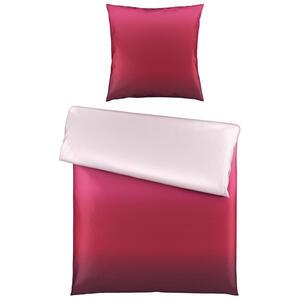 BETTWÄSCHE Satin Pink 155/220 cm