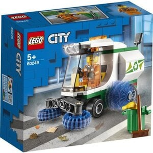 LEGO City 60249 Straßenkehrmaschine