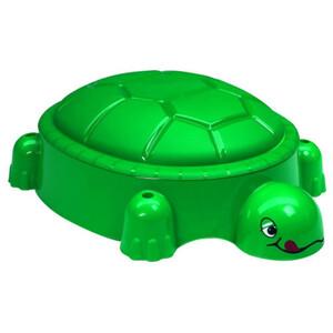 Schildkrötensandkasten