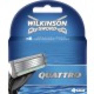 Wilkinson Quattro Ersatzklingen 4 Stück