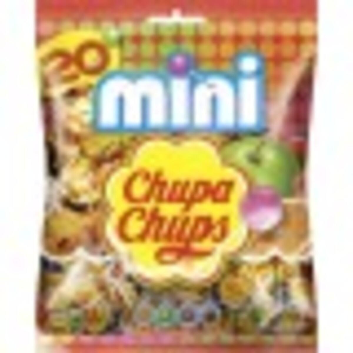 Bild 1 von Chupa Chups Mini Lollipops 120 g