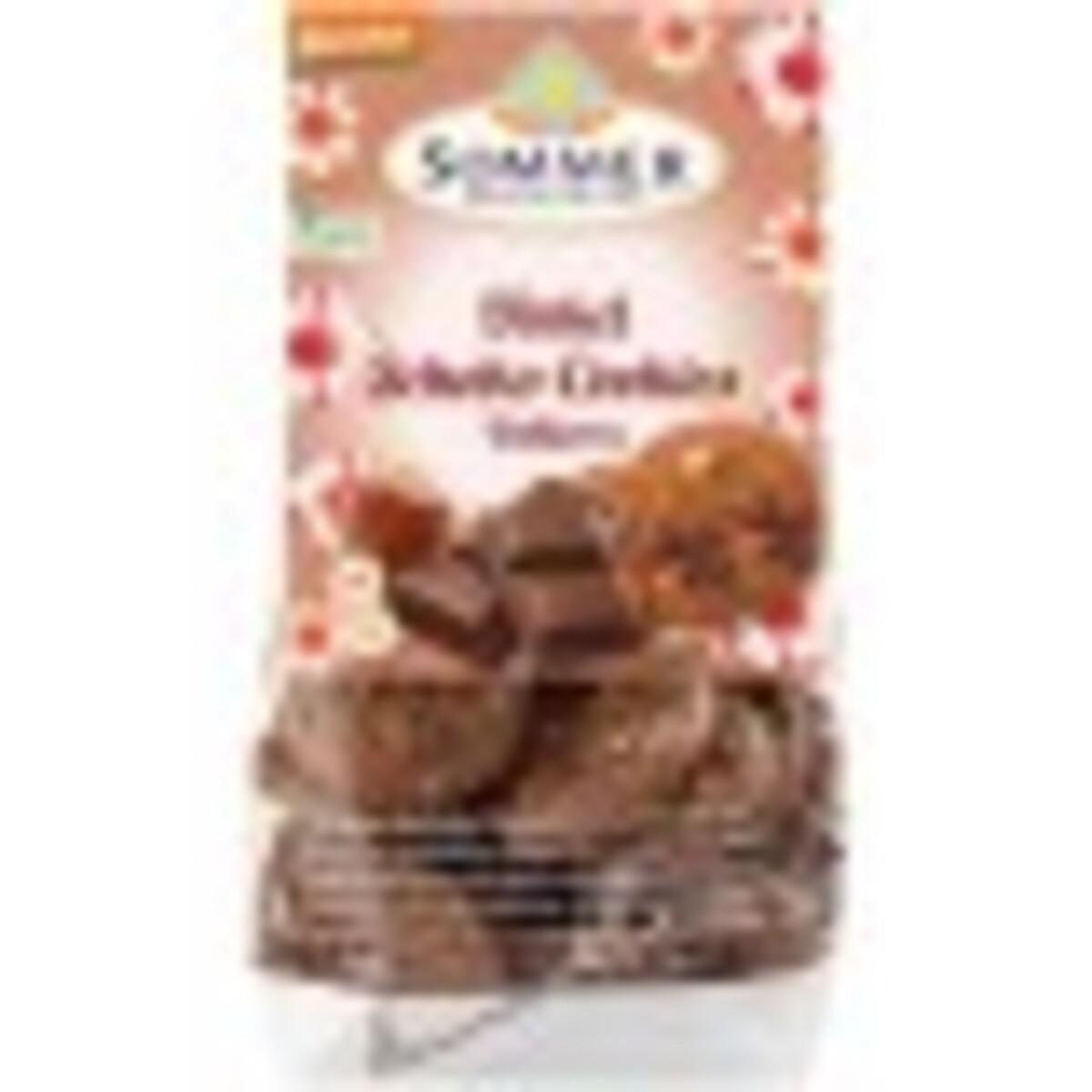 Bild 1 von Sommer Demeter Dinkel Schoko Vollkorn-Cookies 150 g