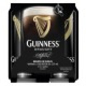 Guinness Draught mit Floating Widget Dose 4x 0,44 ltr