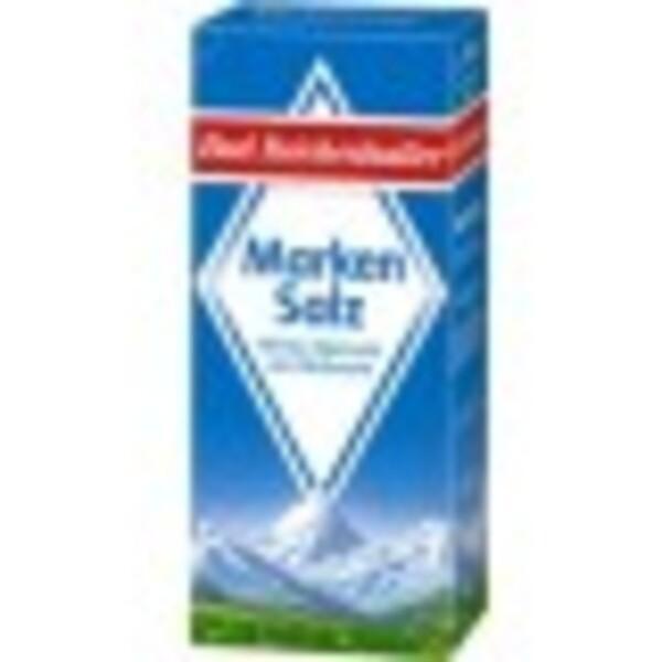 Bad Reichenhaller Markensalz 500 g
