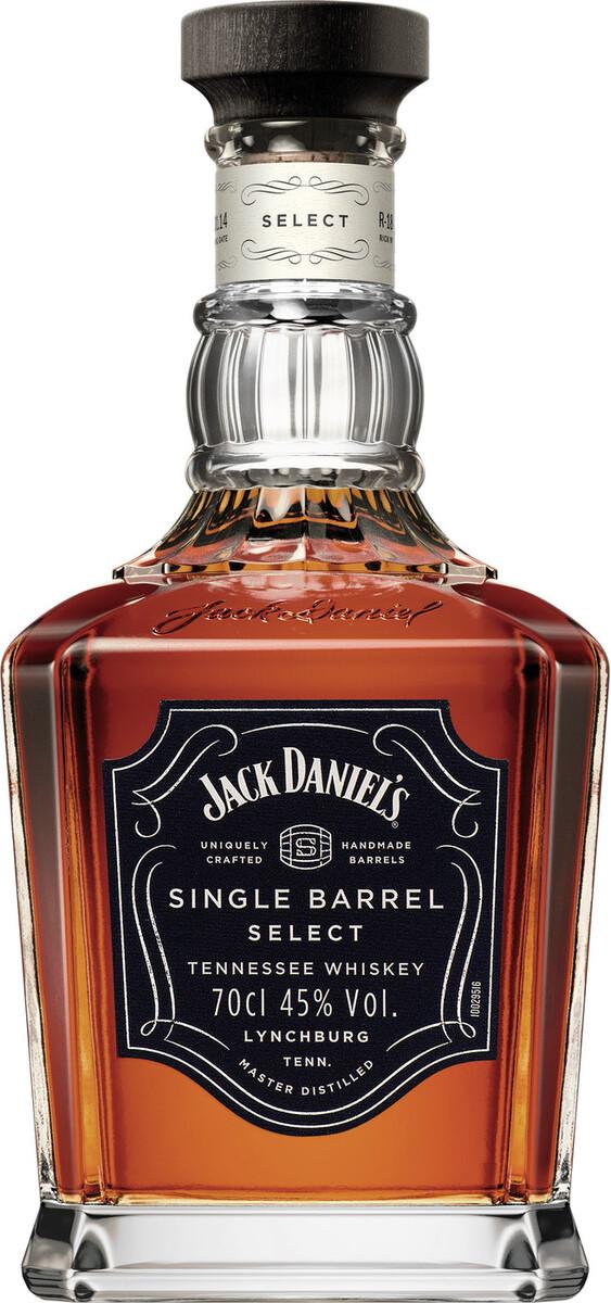 Bild 2 von Jack Daniel´s Single Barrel Whiskey 0,7 ltr