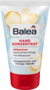 Balea Handcreme Handkonzentrat