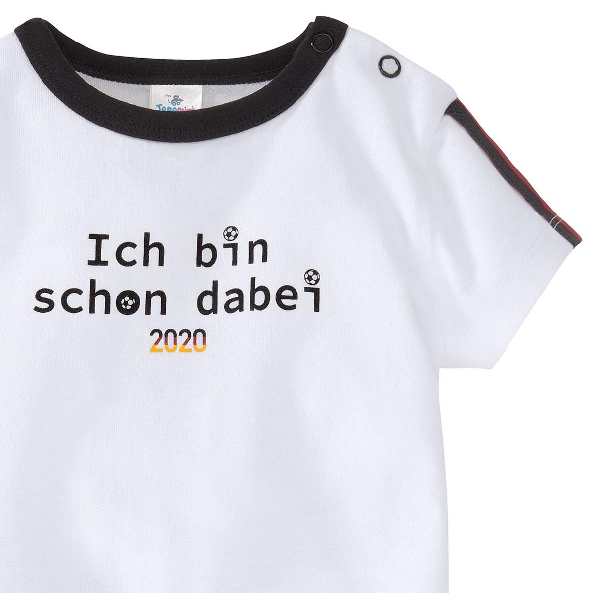 Bild 2 von Baby Spieler mit EM-Motiv