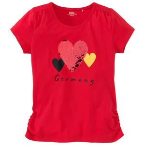 Mädchen T-Shirt für die EM