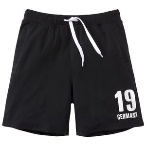 Jungen Shorts im Fußball-Dessin