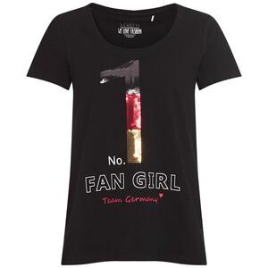 Damen T-Shirt für die EM