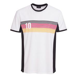Herren T-Shirt mit Deutschlandfarben