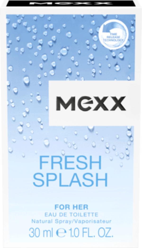 Mexx Eau de Toilette Fresh Splash female
